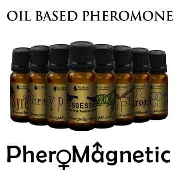 VENOM OIL BASED PHEROMONE CONCENTRATE FOR MEN BY PHEROMAGNETIC PARFUM