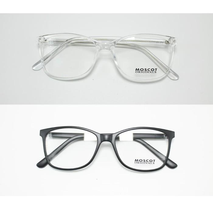 Jual Frame Kacamata Minus Baca Moscot 120 Kotak Pria Wanita  6d8e9241cf