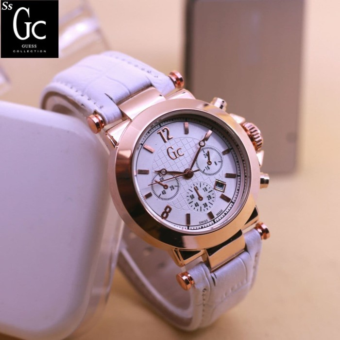 harga Jam tangan gc kulit 8362 Tokopedia.com