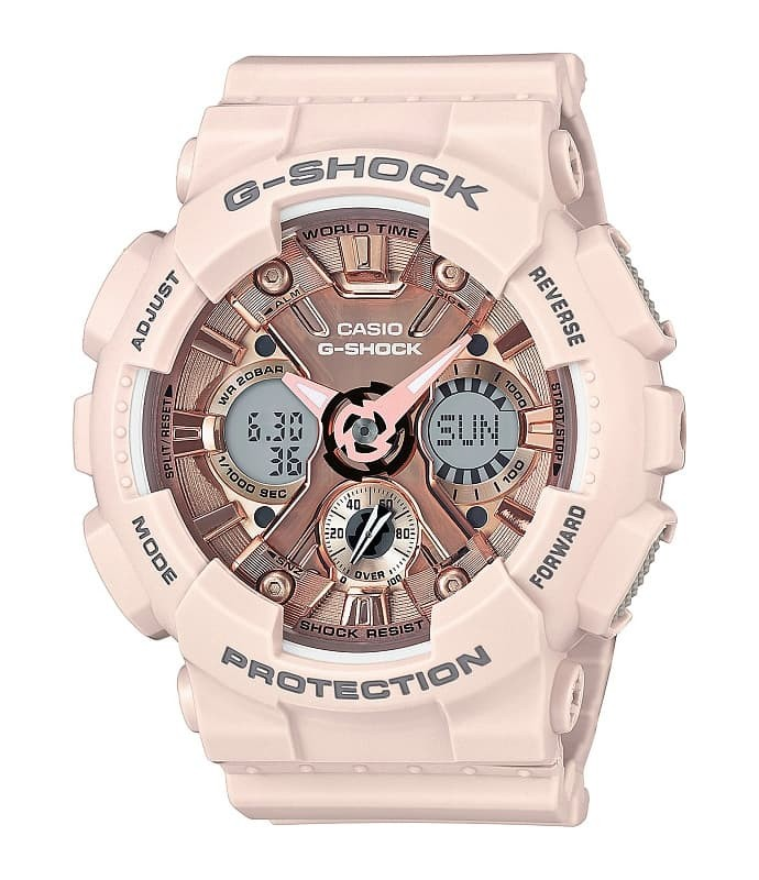 harga Casio g-shock gma-s120mf-4a Tokopedia.com