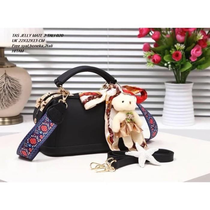 35ff25e00a8 Jual Tas Wanita Fashion Branded Import Hand bag Doctor Matte Best seller -  Black - DKI Jakarta - enpixy   Tokopedia