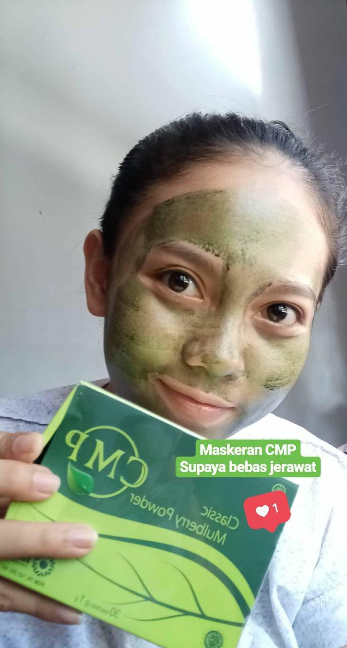 Jual Beli Cmp Hwi Classic Mxxberry Powder Minuman Klorofil Serbuk Masker Muka Alami Perawatan Kecantikan