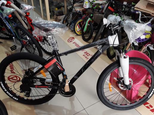 harga Sepeda gunung mtb 26 tranzline mx 1.0 pacific Tokopedia.com