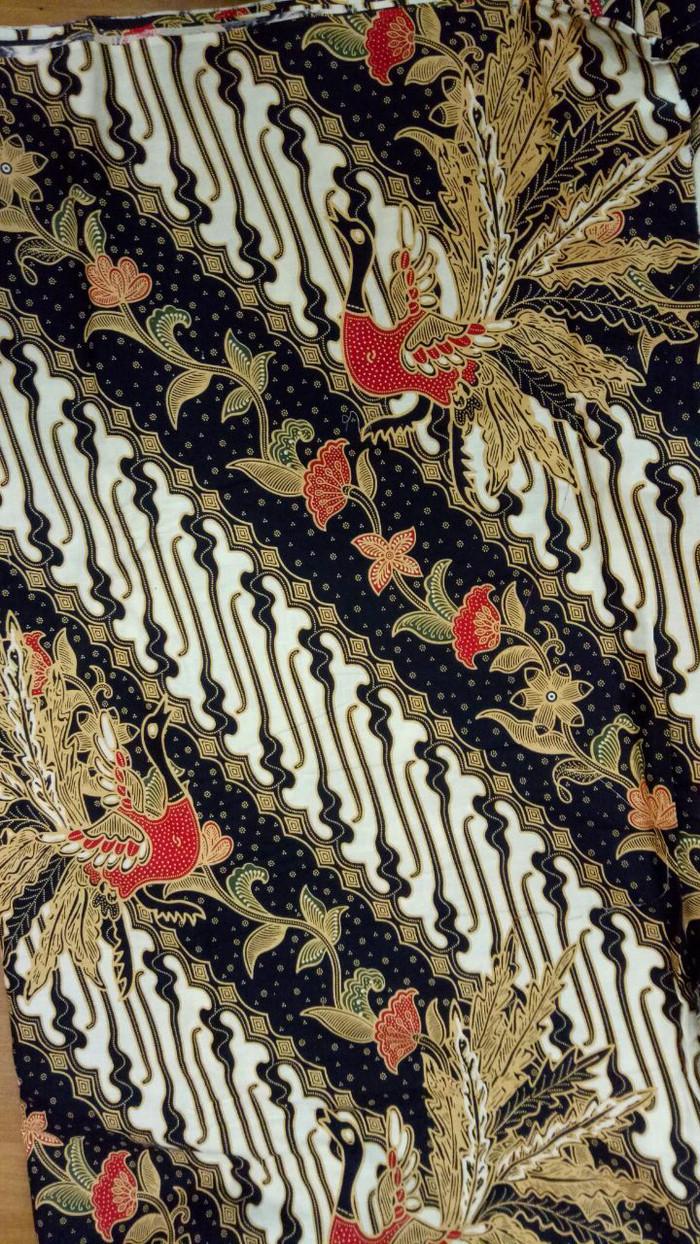 Jual Kain Batik Katun Printing Parang Merak - arcobaleno batik ... 49572a2108