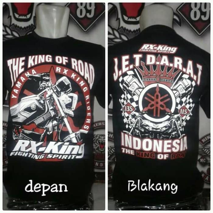 harga Kaos rx king kaos yamaha rx king baju motor rx king t-shirt rx king 07 Tokopedia.com