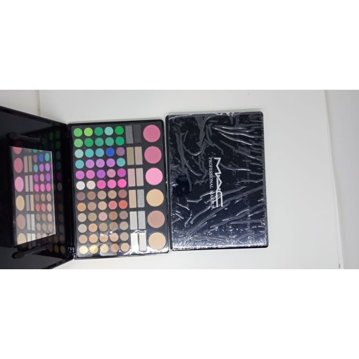 PALLET MAC 78 WARNA - MAC 78 COLOR EYE SHADOW MAKEUP blush