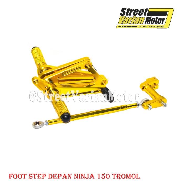harga Footstep depan / underbone ninja 150 tromol Tokopedia.com