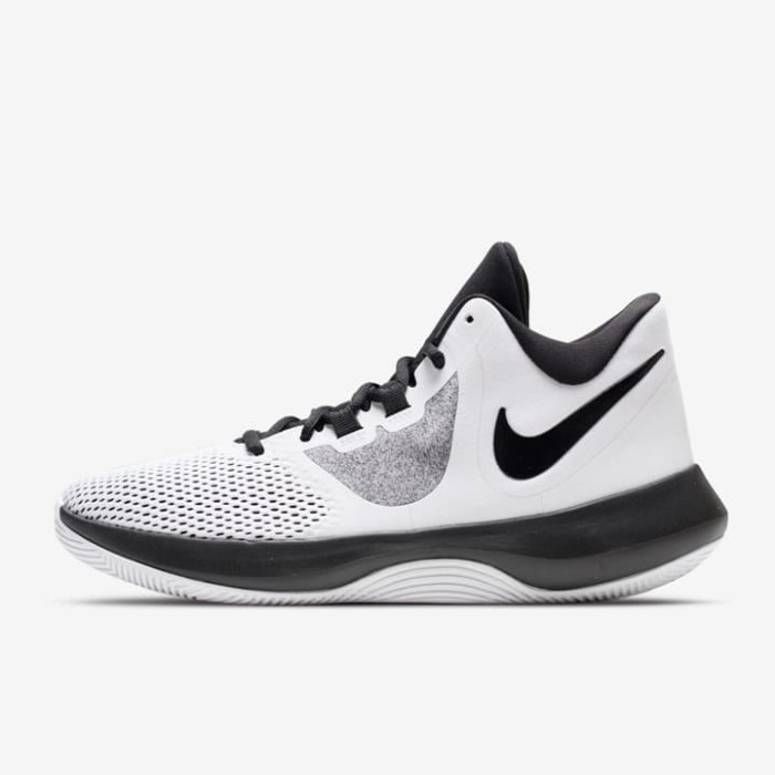 ... harga Sepatu basket nike air precision 2 white original aa7069-100  Tokopedia.com 63d1fea106
