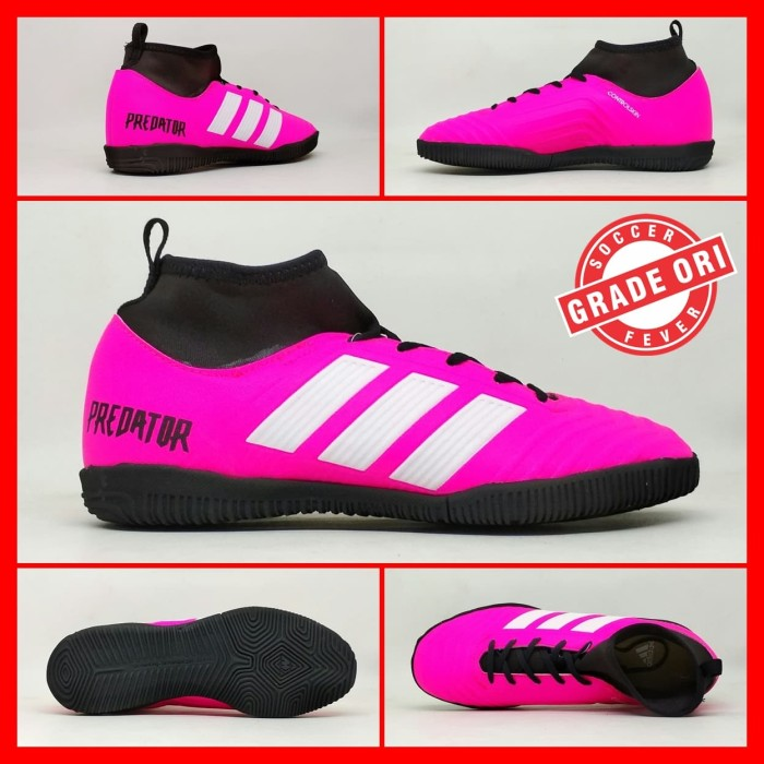 ... where can i buy sepatu futsal anak adidas predator pink kids boot 069e2  c3293 7596b93486