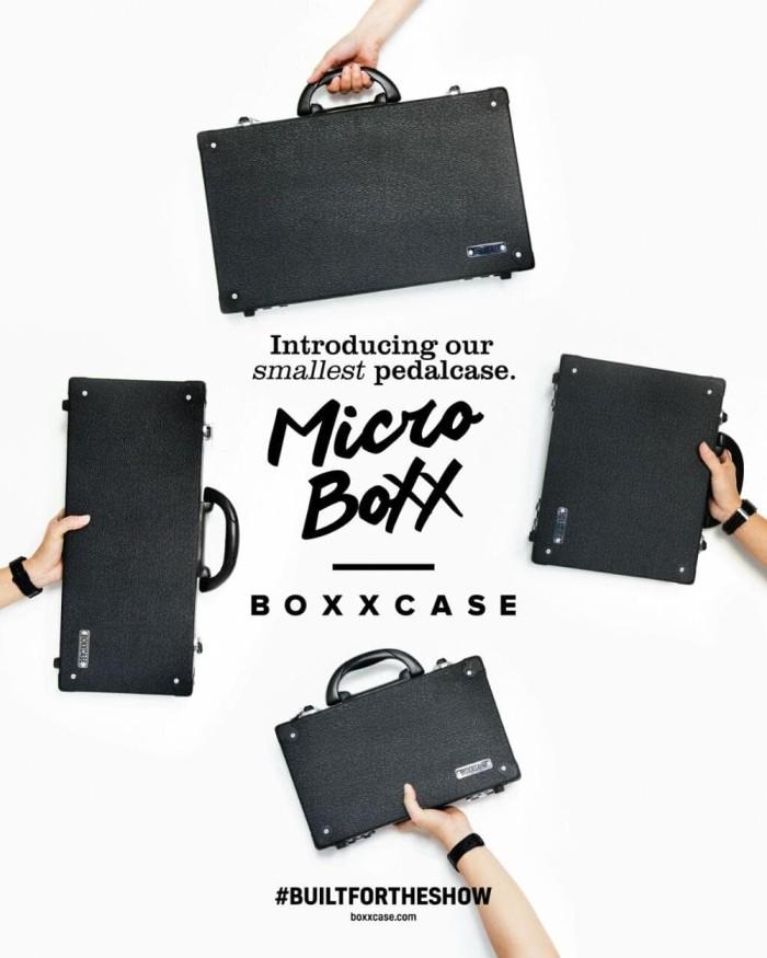 harga Boxxcase pedal board - microboxx 1 Tokopedia.com