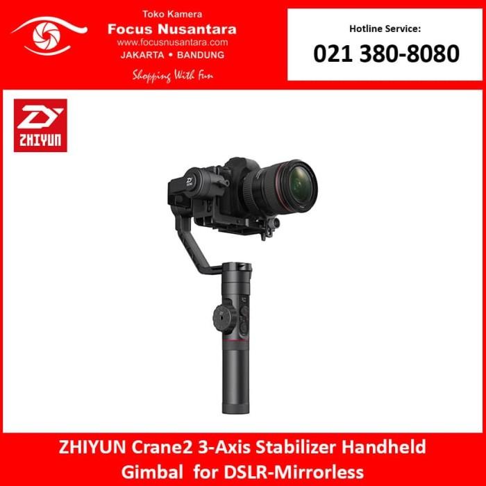 zhiyun crane2 3-axis stabilizer handheld gimbal  for dslr/mirrorless