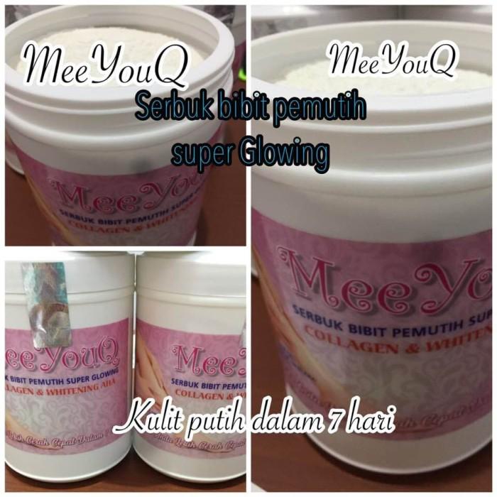 ... harga Serbuk bibit pemutih collagen meeyouq original. wangi susu Tokopedia.com