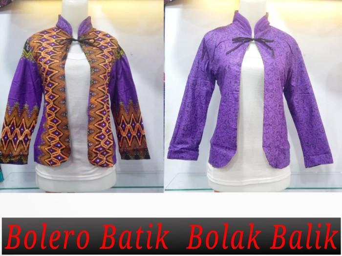 Jual Bolero batik Terbaru   Cardigan batik   Kardigan batik   Blazer ... e8025c6fa7