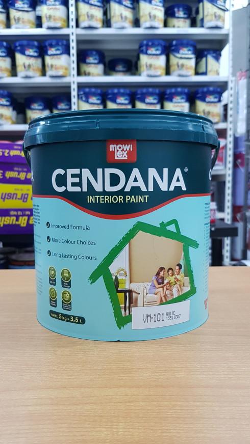 Warna Cat Interior Rumah Jotun  jual cat cendana mowilex 5 kg jakarta barat wanda paints tokopedia