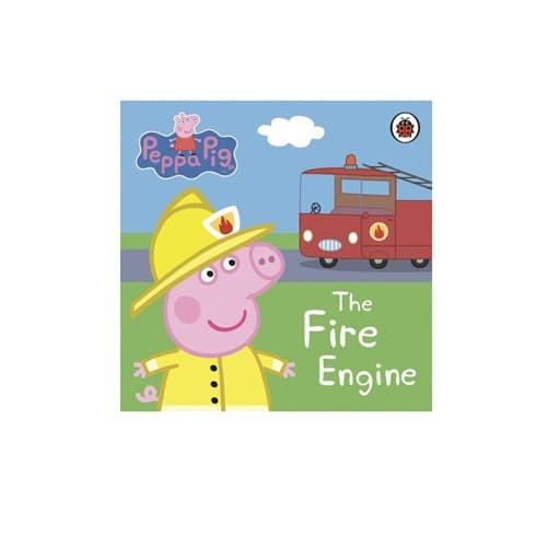 Peppa pig : fire engine (170406.032)
