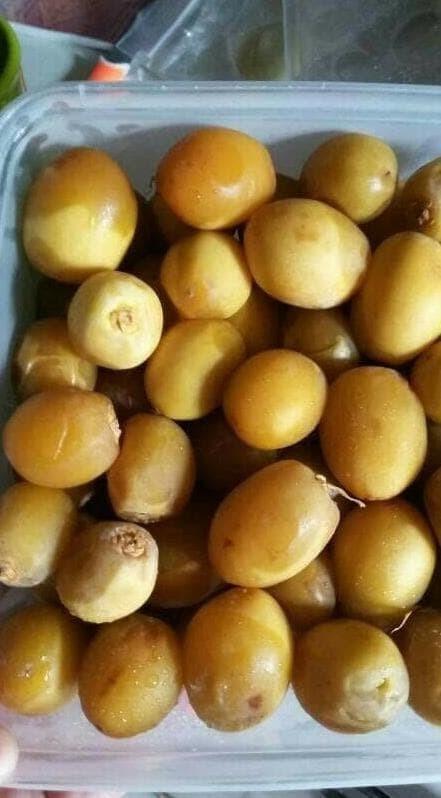 harga 1 kg Ruthob / Kurma Muda Kuning Setengah Matang Khusus GOJEK Tokopedia.com