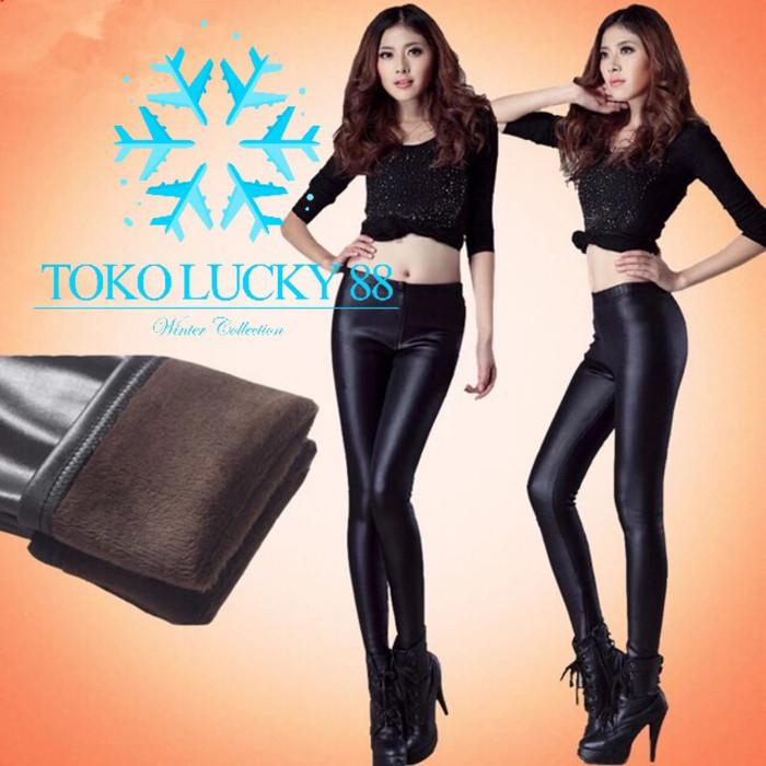Jual Celana Wanita Legging Legging Thermal Kulit Xxl 3xl Jakarta Barat Anisa Sarawati Tokopedia