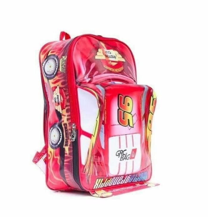 Jual jual Backpack Ransel Tas Sekolah Anak Laki laki Cars Cowok 5 ... c5b8b4c621