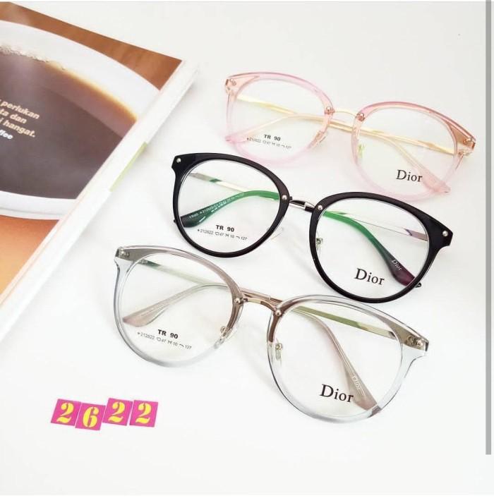 Jual Frame Kacamata Minus Fashion Ns 226212 Wanita Bening  08f7d92f89