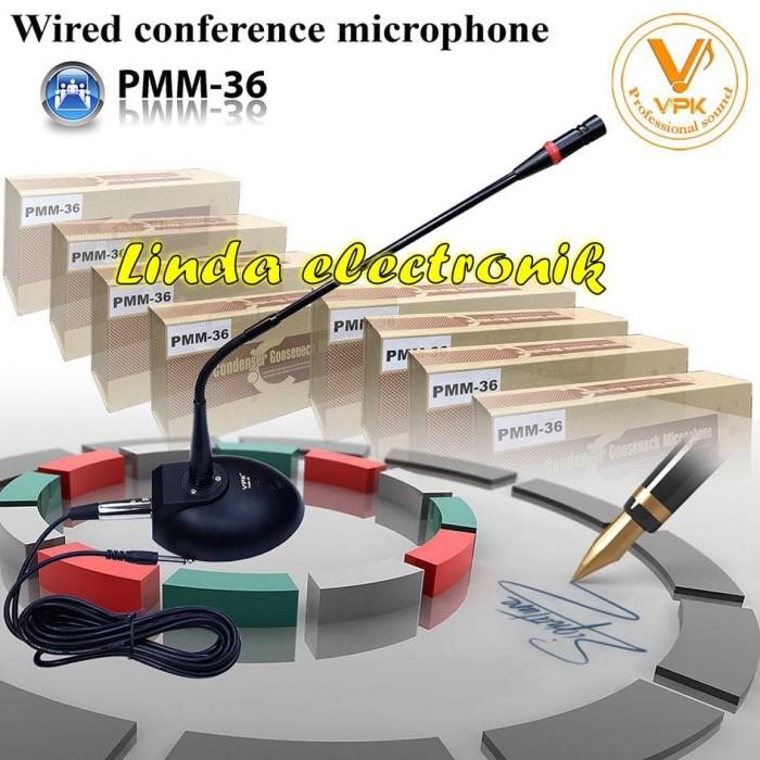 harga Mic conference podium vpk pmm 36 Tokopedia.com