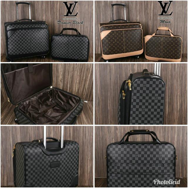 Tas Koper Louis Vuitton Seri 8203