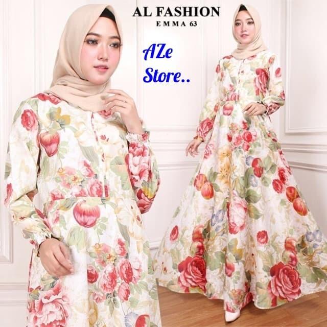 Katalog Muslim Online X0v5 Busana Muslim Wanita Gamis Syari Maxi Em Terbaru Q7x1