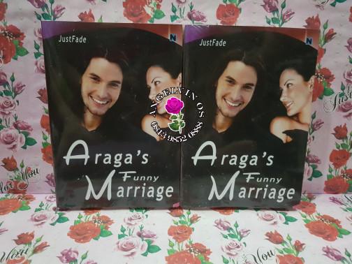 harga Araga's funny marriage by justfade Tokopedia.com