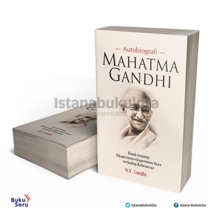 harga Buku seru - autobiografi mahatma gandhi Tokopedia.com