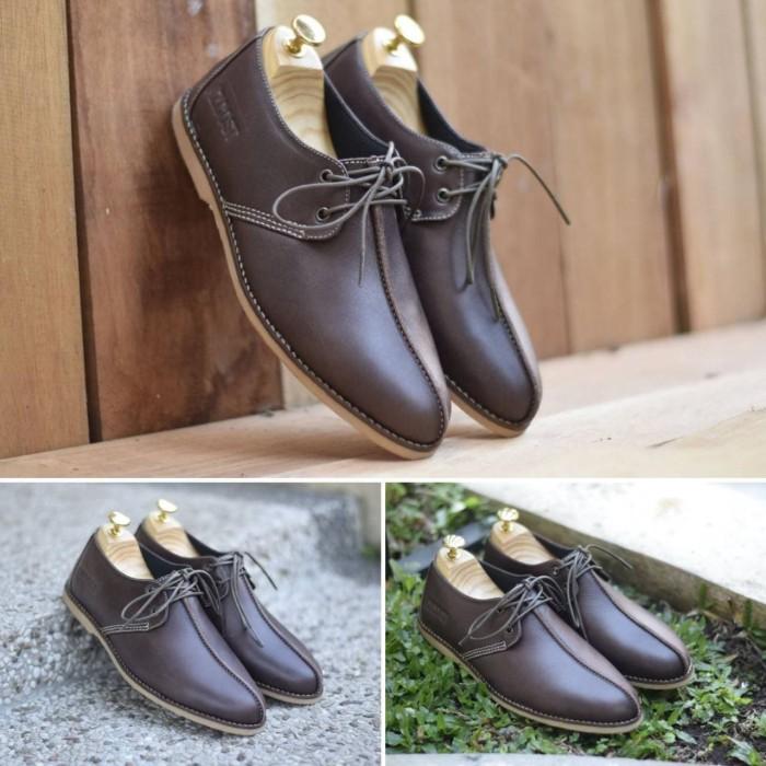 Jual Sepatu Azkost Desert Hitam 41 Kota Bandung Veyshoes