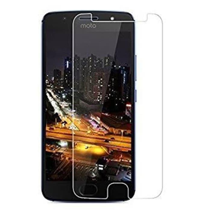 Foto Produk Moto G5S Plus Tempered Glass Screen protector transparan anti gores dari beliajasemua