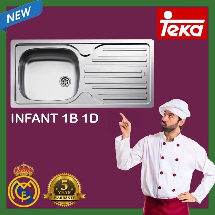 harga Teka kitchen sink infant 1b 1d Tokopedia.com