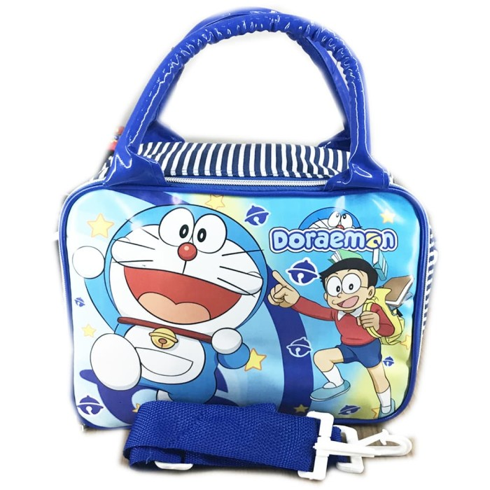 harga Tas travel bag renang anti air + selempang doraemon 29x20x12 Tokopedia.com