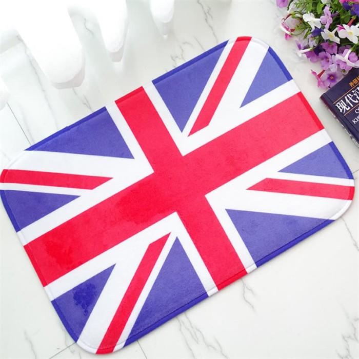 Keset bendera inggris london flag mat harga ... c94244c136