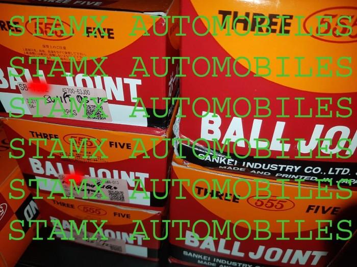 Katalog Ball Joint Travelbon.com