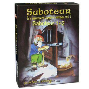 harga Saboteur combo versi 1 + 2 card game Tokopedia.com