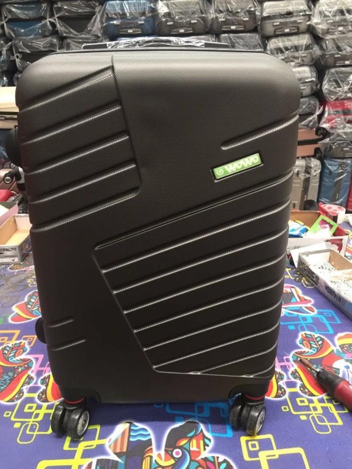Tas Koper Mudik 18 Inch Bahan Kuat Fiber Hardcase