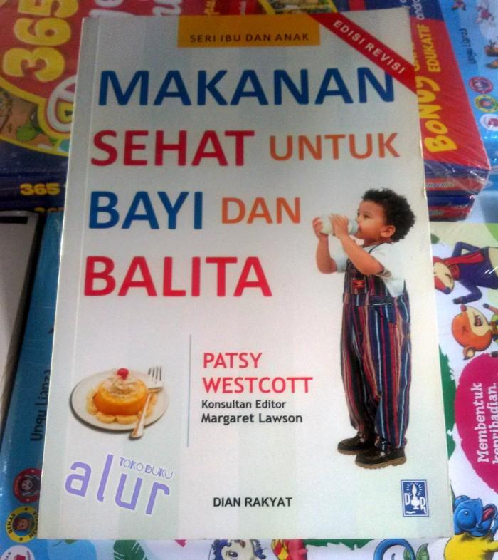 Jual Buku Makanan Sehat Untuk Bayi Dan Balita Kota Yogyakarta