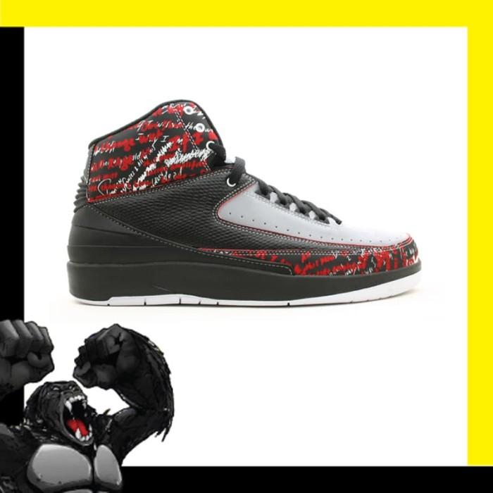 1eb96507a4f931 Jual Air Jordan 2 Retro Eminem - DKI Jakarta - Badass Monkey ...