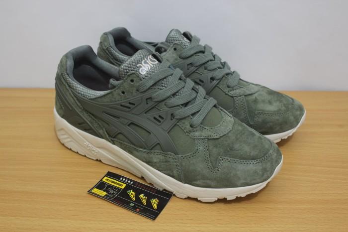 newest 86de9 101be Jual Sepatu Asics Gel Kayano Trainer Agave Green - Premium Quality - Arena  Sneakers | Tokopedia