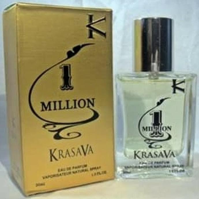 Parfum Original Perfume | Paco Rabanne 1 MILLION MAN | Genie - Krasava