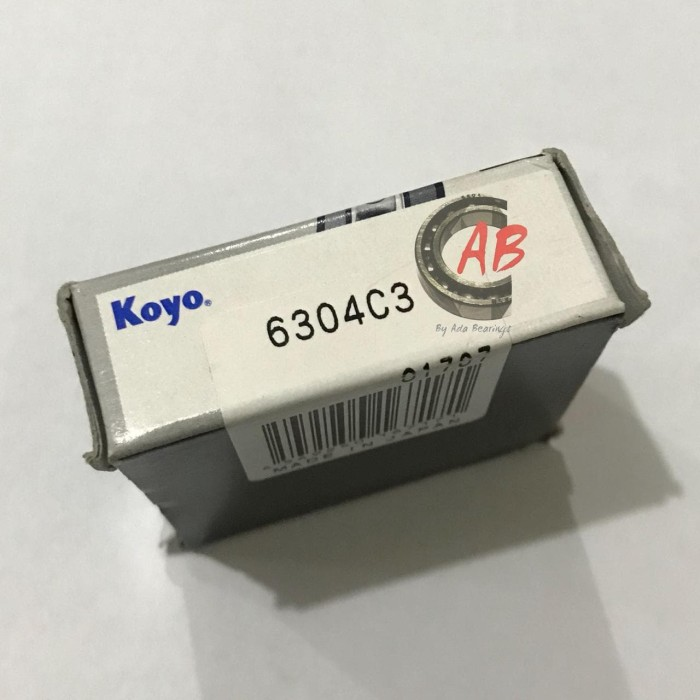 harga Bearing 6304 c3 koyo Tokopedia.com
