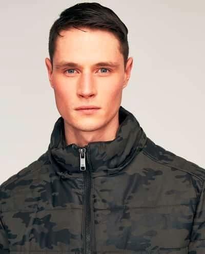 7770e7bd Jual BEST SELLER Jaket Zara Man Camouflage Puffer Jacket Authentic ...