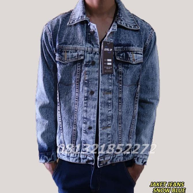 101+ Gambar Jaket Jeans Distro Terbaik