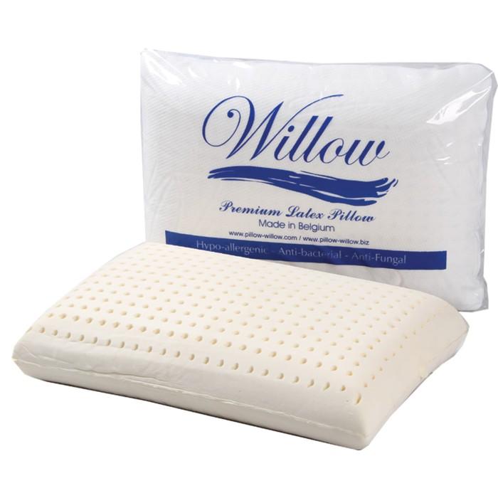 Foto Produk Willow Pillow Standard Latex Cover Knitting dari Willow Pillow