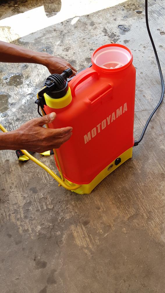 Foto Produk 2 in 1 Sprayer Motoyama Penyemprot Disinfektan dari Surya Teknik Padang