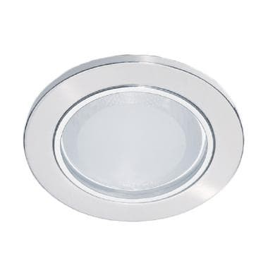 "Foto Produk Downlight Philips 13803 3.5"" Cover Kaca Nickel dari philipslampu"
