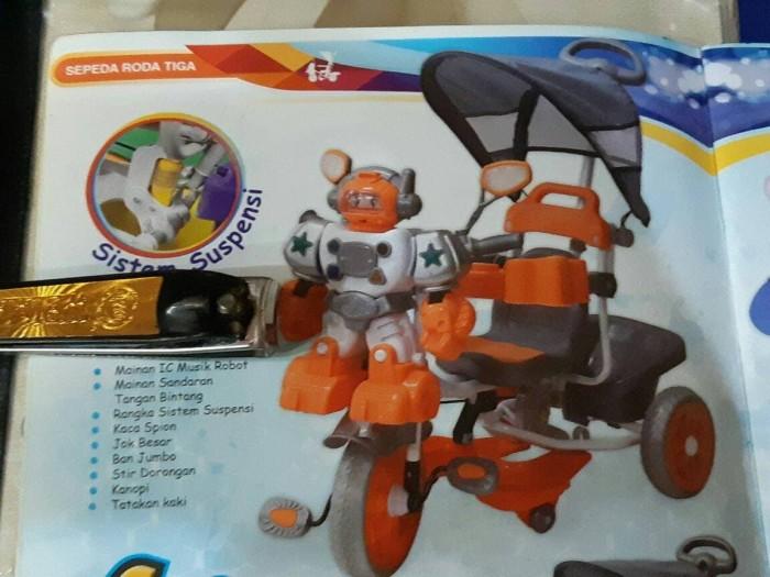 Jual Sepeda Anak Roda Tiga Family (pengiriman lewat gosend