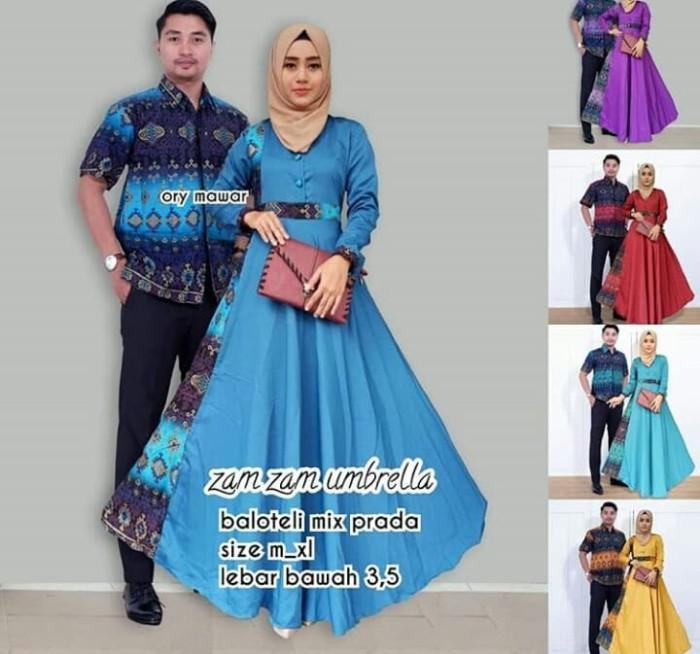 harga Zam zam umbrella batik  couple Tokopedia.com