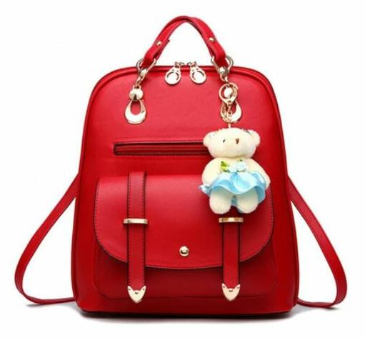 harga Lycan - tas wanita tas ransel import korea ca018 - maroon Tokopedia.com