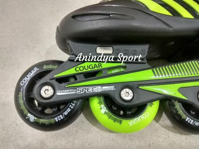 Cougar Inline Skate Sepatu Roda Mzs68fb Bk Rd Size 30 33 - Daftar ... 1e0a7c0e1a
